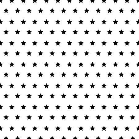 pattern with star.vector illustration. Иллюстрация