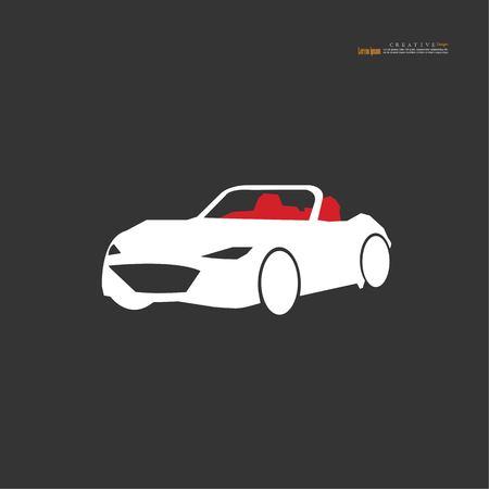 car icon.Transportation icon.Vector illustration.eps10. Фото со стока - 120810186