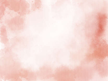 pink watercolor wet wash splash background template collection.