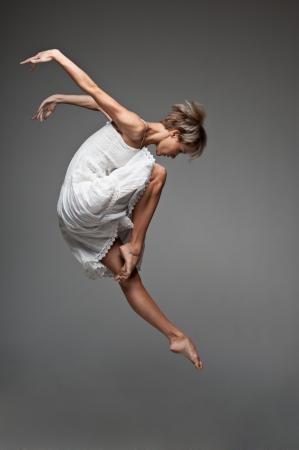 stile moderno ballerina Archivio Fotografico