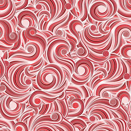 doodling: Doodle seamless background. Hand drawing doodle. Doodling pattern. Stock Photo