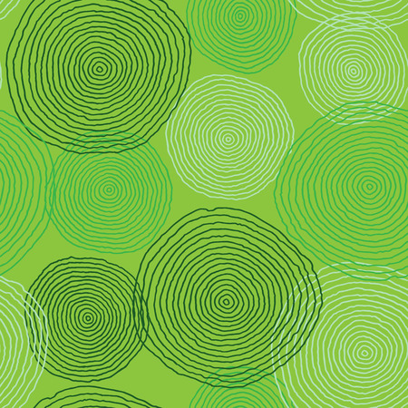 spiral pattern: Decorative spiral pattern. Raster seamless texture with drawn circles.