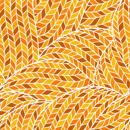 Seamless pattern of knitting braids, endless texture, stylized sweater fabric. Texture for web, print, wallpaper, fall winter fashion, textile design, website background, holiday home decor, fabric Stock Illustratie