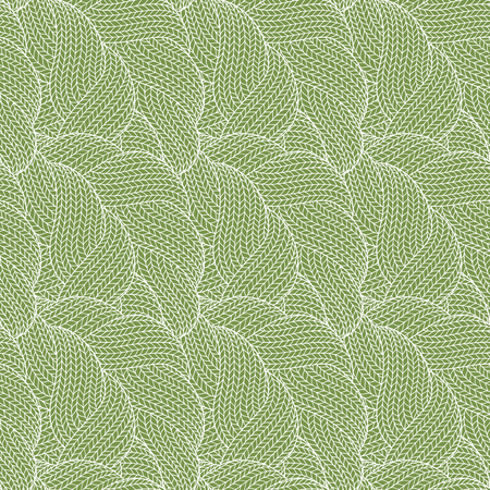 A seamless pattern of knitting braids, endless texture, stylized sweater fabric,for web, print, wallpaper, fall winter fashion, textile design, website background, holiday home decor, fabric.