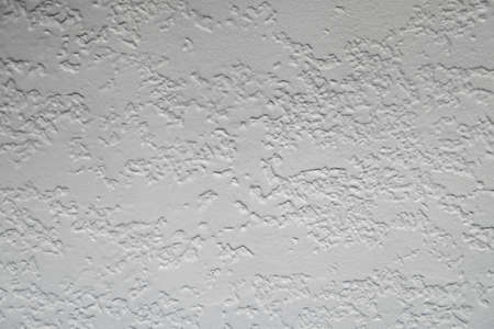 White concrete wall texture background, cement wall, plaster texture, for designers. Standard-Bild