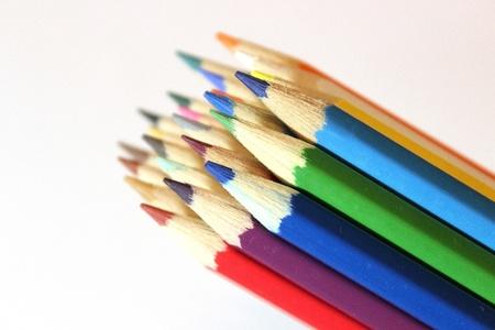 color pencils Stock Photo - 16324469