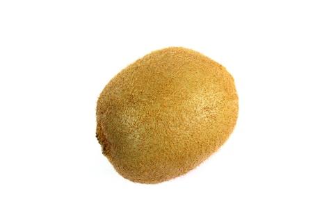 kiwi fruit integral on a white background Stock Photo - 16655381