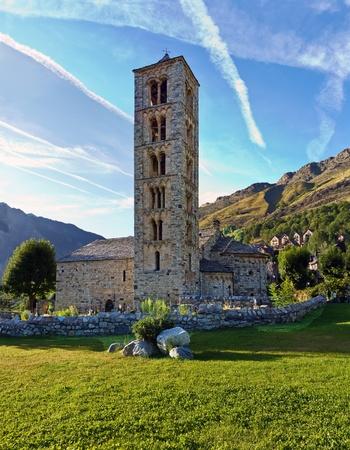 romanesque: Romanesque church of Sant Climent de Taull, Catalonia, Spain