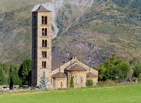 Romanesque church of Sant Climent de Taull, Catalonia, Spain