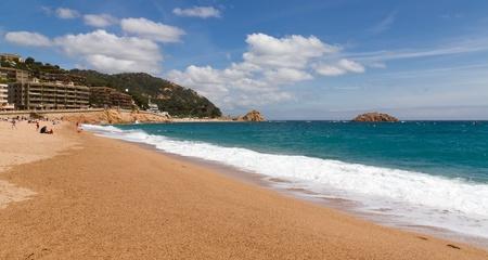 Tossa de Mar, Spain, resorts typical Catalan