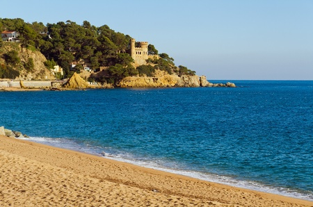 Lloret de Mar is a Spanish municipality, Catalonia and the sea.