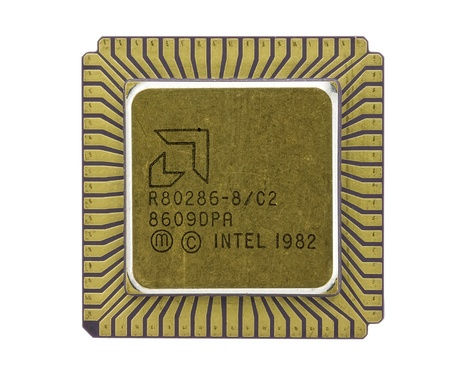 intel: Intel 286 Series Turbo 286 manufactured by AMD