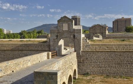 Socorro Gate, Ciudadela of Pamplona photo