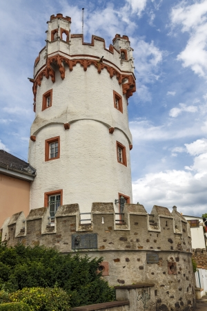 rudesheim: Rudesheim town, Germany