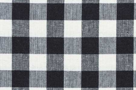 res: checkered tablecloth res color black  and white background texture