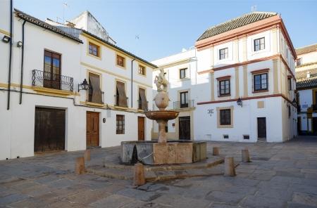 don quixote: Plaza del Potro in Cordoba,  Spain.  cited by Cervantes in Don Quixote