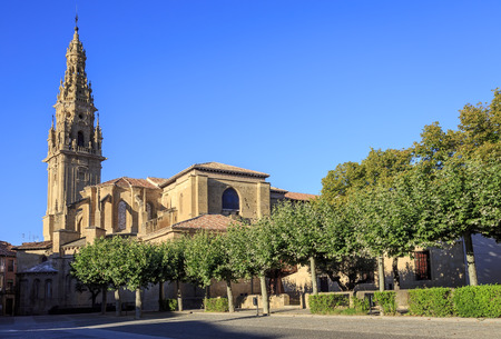 santo domingo de la calzada in la rioja, spain