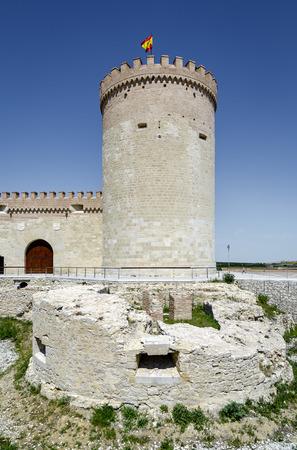 Castle of Arevalo in Avila, Castilla y Leon, Spain
