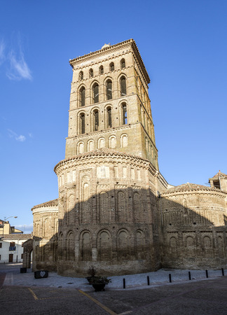 christian trust: San Lorenzo de Sahagun church in Leon, Spain