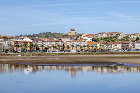 cantabria: San Vicente de la Barquera, Cantabria, Spain