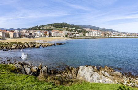castro: Castro Urdiales is a picturesque small town in the northern coast of Spain.