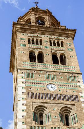 aragon: Mudejar cathedral of Teruel town Aragon Spain