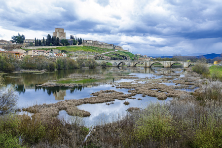 castilla y leon: Ciudad Rodrigo, Salamanca, Castilla y Leon Spain Stock Photo