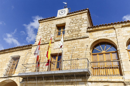 council: Torrelobaton council, municipality and town in the province of Valladolid  Castilla y Leon, Spain