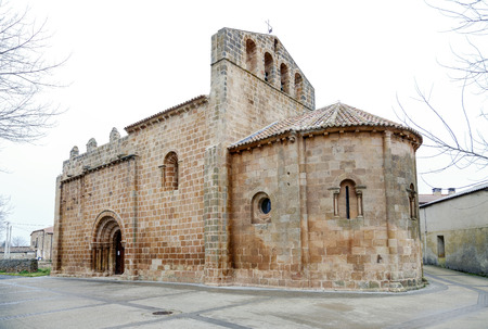 declared: Church of Our Lady of the Angels. It was declared of cultural interest in the Monument category. Fuensauco Castilian town and district of the province of Soria, Castile and Leon, Spain