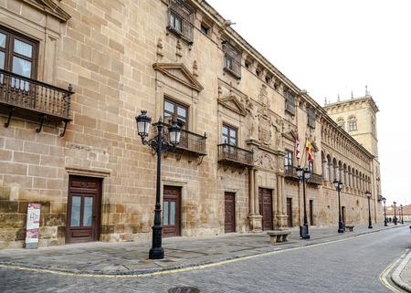 palacio: Palacio de los Condes de Gomara is the most representative building of Renaissance civil architecture of the city of Soria, now houses the Palace of Justice.