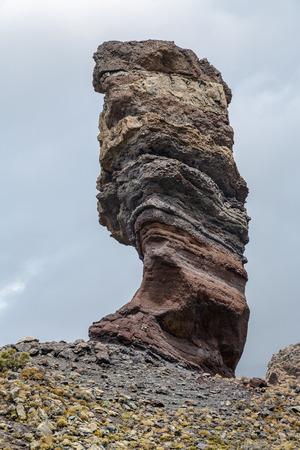garcia: Rogues de Garcia, Tenerife Island, Spain Stock Photo