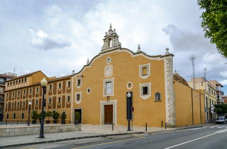 francesc: Convent of Sant Francesc, San Francisco in Benicarlo Castellon Spain