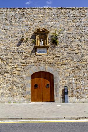 bastion: Bastion of Labrit in Pamplona Navarra Spain