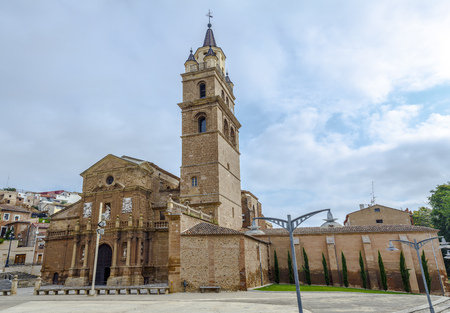 Cathedral of St. Marys Cathedral in Calahorra La Rioja, Spain