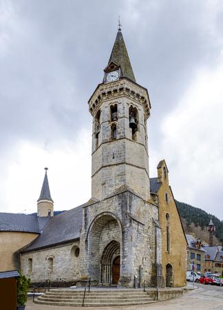 Church of San Miguel de Viella, Catalonia Spain