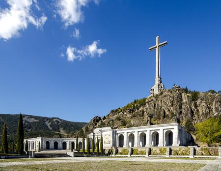 Valley of the Fallen, Valle de los Caidos, Madrid, spain