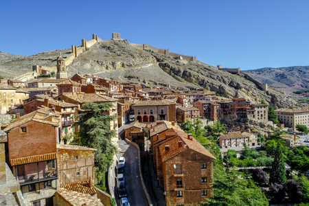 Albarracin is a Spanish town, in the province of Teruel, part of the autonomous community of Aragon