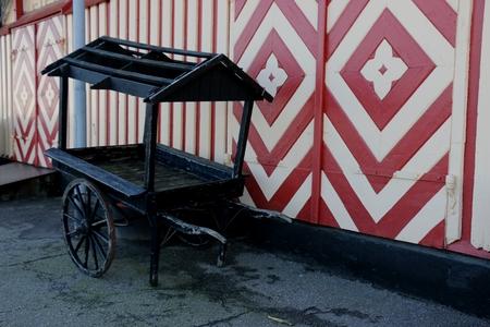 Wagon Stock Photo