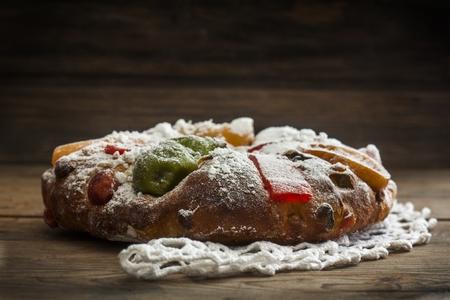 Bolo Rei, Portuguese Christmas cake