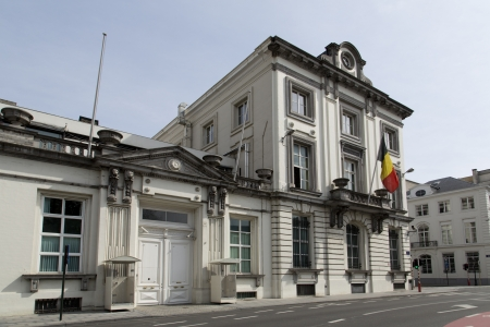 The official residence of the Prime Minister of Belgium, Wetstraat, Rue de la Loi 16, Brussels