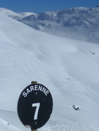 Winter images from the Ski Domain of Alpe dHuez - France photo