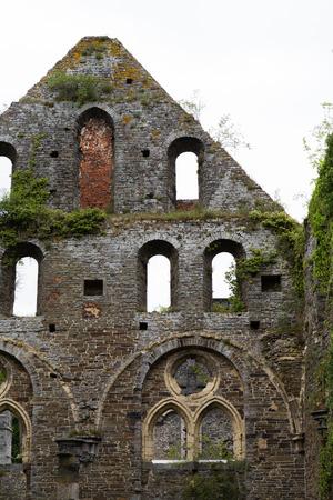 ville: The Abbey of Villers-La-Ville in Belgium