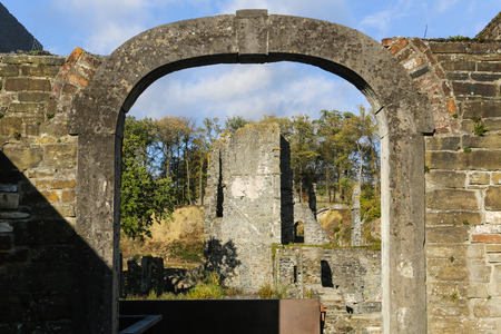 The Abbey of Villers-La-Ville in Belgium