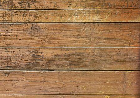 Old brown wood  texture