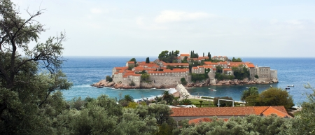 islet: Sveti Stefan, small islet and resort in Montenegro