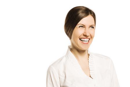Portrait of successful business woman in studio Standard-Bild