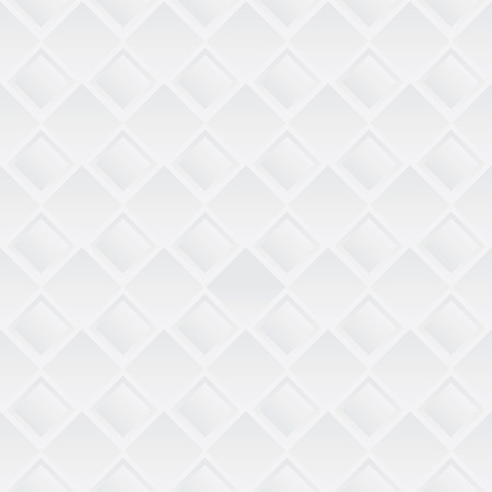 repeat structure: vector illustration of abstract white square