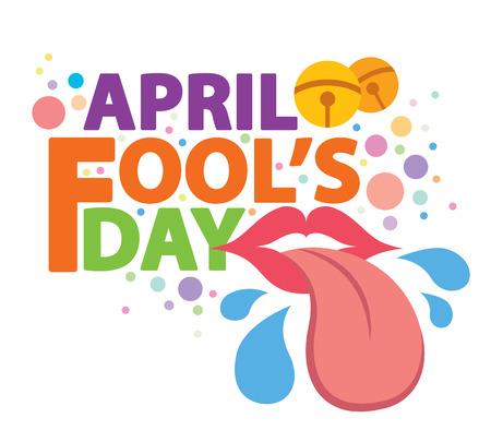 tonto: Fondo del día de tonto de abril