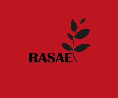 F letter eco logo, volume icon Realistic organic logo with leaves.  illustration Stock Illustration - 115921563