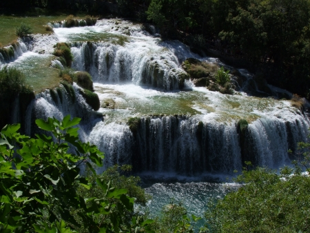 attraktion: Krka - Nationalpark in Kroatien